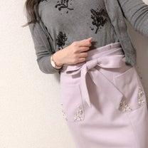 優しげピンクがやっぱり可愛い冬のOLコーデ♡の記事に添付されている画像