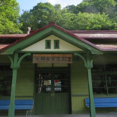 北のB級駅 特別編(42)旧神居古潭駅(函館本線、旭川市)の記事に添付されている画像