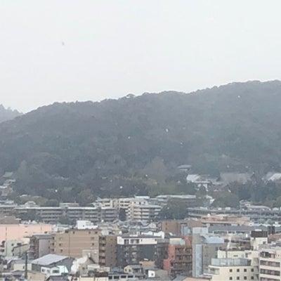 京都の朝は雪の記事に添付されている画像