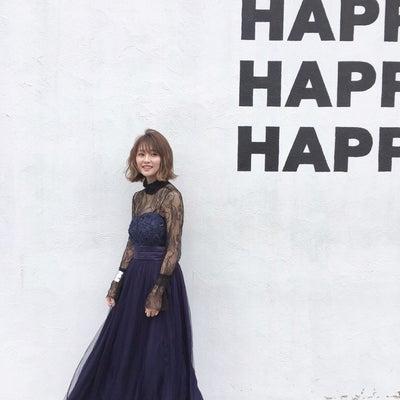 結婚式で褒められすぎたオケージョンドレス♡の記事に添付されている画像