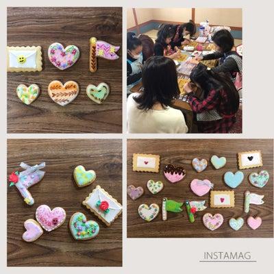 今月ラストのアイシングクッキー教室への参加ありがとうございました。の記事に添付されている画像