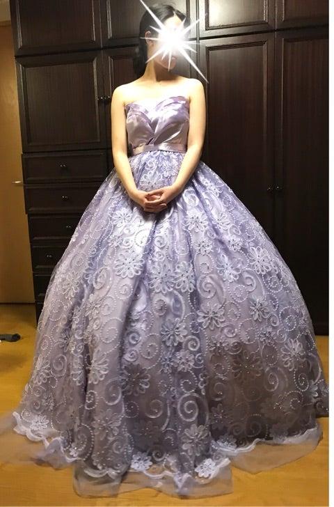 ウェーブ・サマーのドレス!あと少しで出来上がります