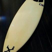 【XANADU】サーフボード5,10 タフライト2の記事に添付されている画像