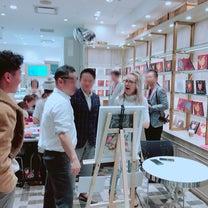 東京旅行2日目②!モニークさんの人柄溢れる感動の涙の記事に添付されている画像