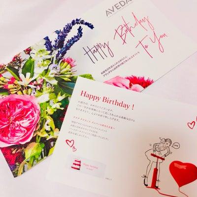 birthday month♡の記事に添付されている画像