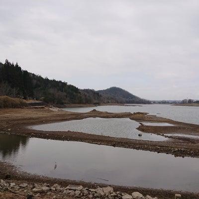 2019年2月12日減水青野ダム調査&釣行の記事に添付されている画像