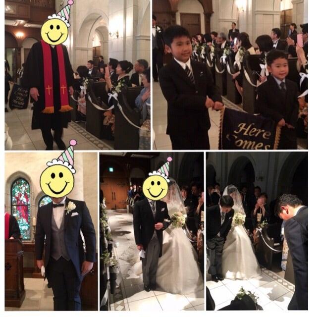 ホテルモントレー仙台にて結婚式 披露宴 青梅シエスタふうちゃん