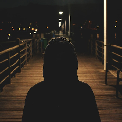 【YouTube】【夜の散歩】人生のようなソリの跡。【ASMR】の記事に添付されている画像