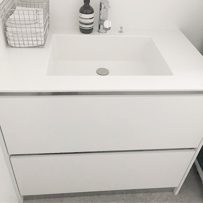 熱くオススメする洗面台!洗面台を選ぶポイントとは⁈の記事に添付されている画像