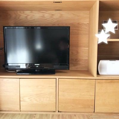 TVボード☆無印スタッキングキャビネットの記事に添付されている画像