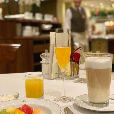 グランドホテルウィーン朝食②の記事に添付されている画像