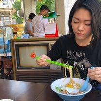 平日ランチタイム限定!青い食器が可愛いもちもち混ぜ麺「藍碗麵」@高雄 三多商圏の記事に添付されている画像