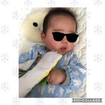 装具にむけての練習とパズル(6ヶ月と2歳9ヶ月)の記事に添付されている画像