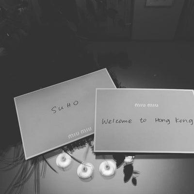 すほさん Instagram 更新です(*^^*) MiuMiuからの招待状の記事に添付されている画像