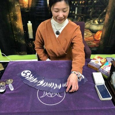 【上福岡駅】本日は魔女メゾン西友上福岡店にて対面鑑定しています。【日本の神様カーの記事に添付されている画像
