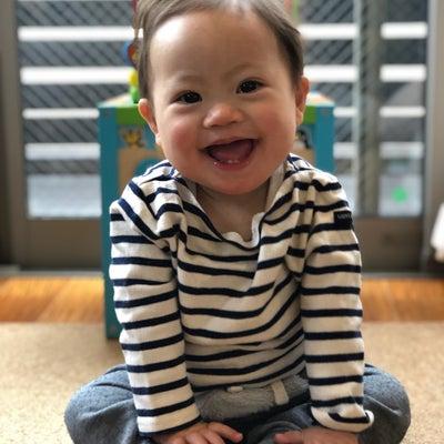 息子ベビー 1歳4ヶ月の記事に添付されている画像