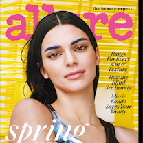 ケンダル・ジェンナー@ Allure Magazine  3月号 2019 春フの記事に添付されている画像