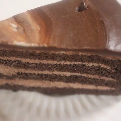 成城石井新作 チョコレーケーキ ガナッシュがけの記事に添付されている画像