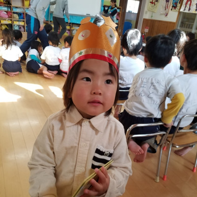 保育園のお誕生会~!の記事に添付されている画像