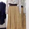 リバティプリントブラウス★奈良・ファッションセレクトショップ★ラレーヌの画像