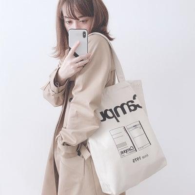 ファミマで買えるトートバッグが可愛い♡の記事に添付されている画像