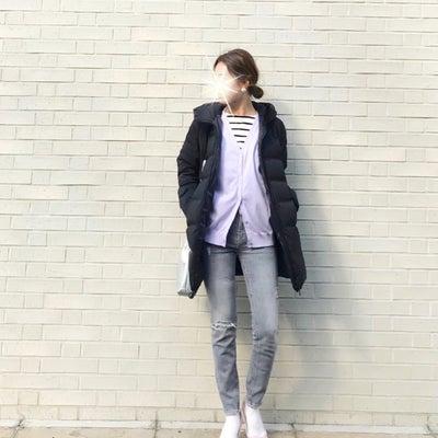 UNIQLO春色カーディガンで体型カバー♩の記事に添付されている画像