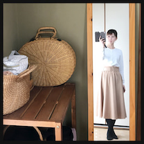 習い事服と、イヤリング*の記事に添付されている画像