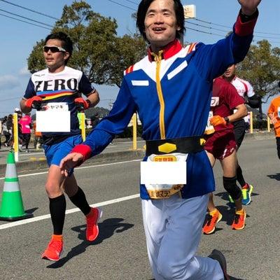 愛媛マラソンレポート3の記事に添付されている画像