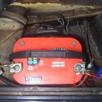 空冷ビートル バッテリー交換の記事に添付されている画像