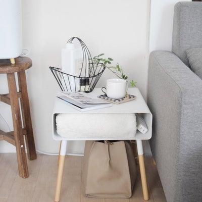 反省からのバッグ定位置とリビング使いのローサイドテーブル*の記事に添付されている画像