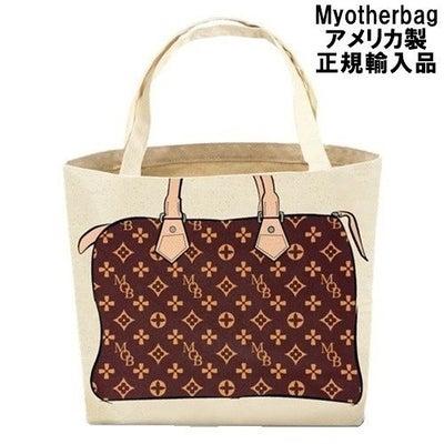 My Other Bag マイアザーバッグ トートバッグ キャンバス 正規品 再の記事に添付されている画像