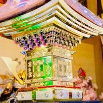 江戸神輿の製作の記事に添付されている画像