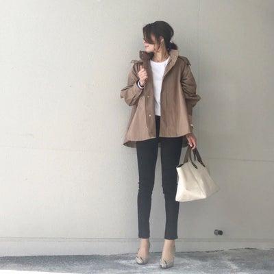 お気に入りミリタリージャケット♡無印cafe♡の記事に添付されている画像