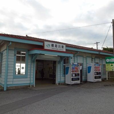 東海道本線全駅間歩き5(早川-熱海) その2・根府川駅の初日の出の記事に添付されている画像