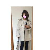 やっと履いた第3のGU神デニムとお気に入りのdholicアウター♡の記事に添付されている画像