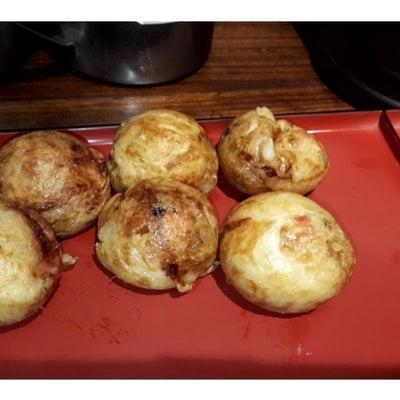 新梅田食堂街の出汁がきいた『たこ焼』の記事に添付されている画像