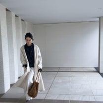 ユニクロのGジャンにコートを重ねて春物も防寒コーデに!の記事に添付されている画像