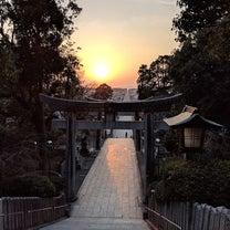 2月のお出かけ 宮地嶽神社の記事に添付されている画像