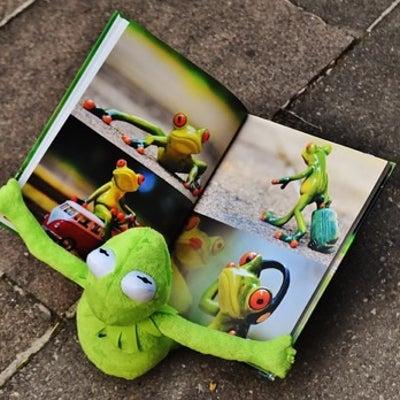 年長さんと2歳さん 気負わずに絵本と英語!仕組み作りはこれ!!の記事に添付されている画像