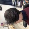 ヘアリミックスダブル ご年配も安心のショートヘアの画像