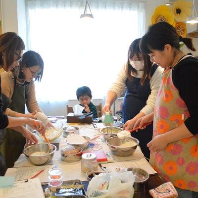 ケーキ見せたら、凄いじゃん!て言われました(*´꒳`*)バレンタイン企画♡の記事に添付されている画像
