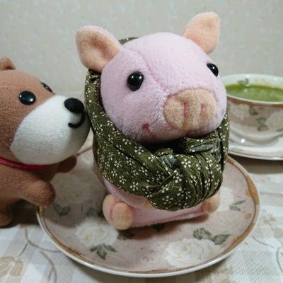 ふろしき豚が帰ってきた。の記事に添付されている画像