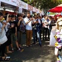 ★ジャパンベトナムフェスティバル★その2 「名古屋&セントレア」ブースをべんてんの記事に添付されている画像
