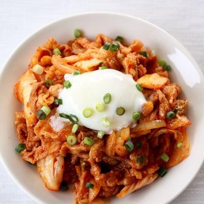 サッと旨ウマ♪定番料理【豚キムチ】の記事に添付されている画像