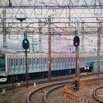 常磐緩行線・金町駅で撮影の記事に添付されている画像