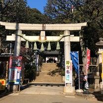太子堂八幡神社  参拝の記事に添付されている画像