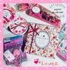 今日はバレンタインデー♡DAISOで使える可愛いジップバッグ発見♡他♡♡の画像
