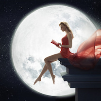 今度の満月はスーパーミラクルムーン!の記事に添付されている画像