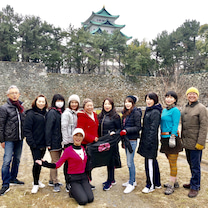 小さい春が見つかりました!名城公園ウォーキングイベントの記事に添付されている画像