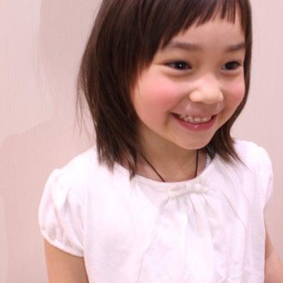 チョッキンズ☆プレゼンツ 子どもの髪型 【エールバングボブディ】の記事に添付されている画像